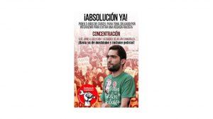 retirada cargos exresponsable Sindicato Estudiantes
