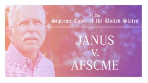 Janus vs AFSCME defensa sindicatos