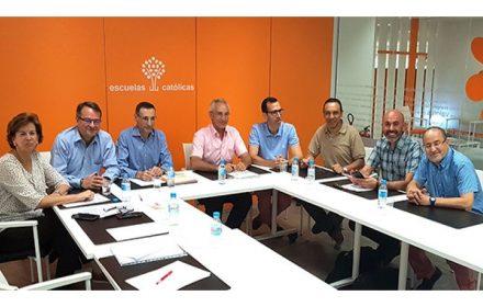 UGT firma tablas salariales 2018 Concertada