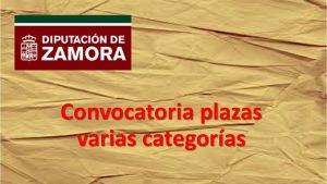 plazas varias categorias jul-2018