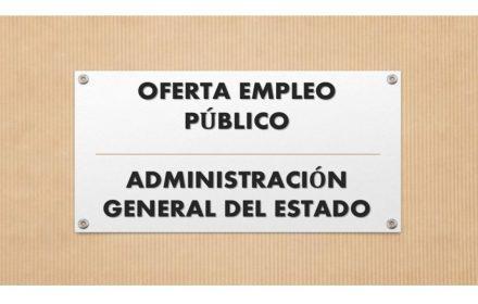 Publicadas 23156 plazas empleo público 2018