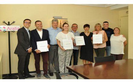 UGT firma I plan igualdad Aralia