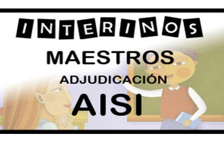 AISI 1 - Maestros