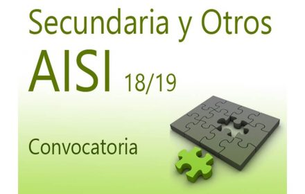 AISI 2 18-19 Secundaria Convocatoria