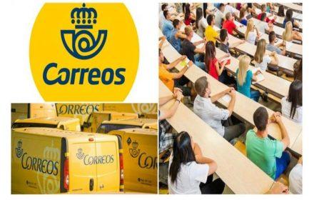 Consolidacion Empleo 2016 Examen 30 sep correos