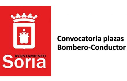Convocatoria bombero ayto Soria sep-2018