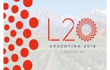 UGT participa L20 espacio sindical del G20
