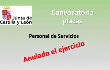 anulado examen personal servicios ene-2018
