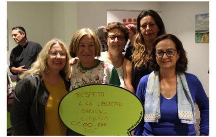 apoya sindicalistas despedidos CELENUS