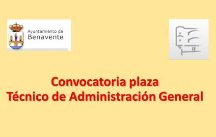 benavente plaza Técnico adm gral sep-2018