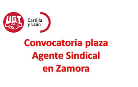 plaza agente sindical