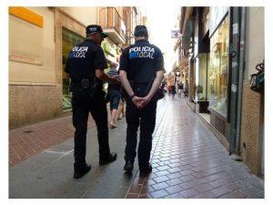 policías locales presionan jubilación anticipada