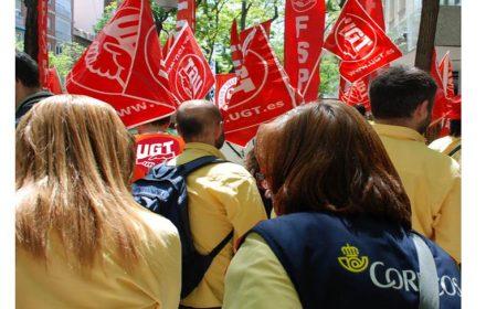 sindicatos Correos anuncian movilizaciones
