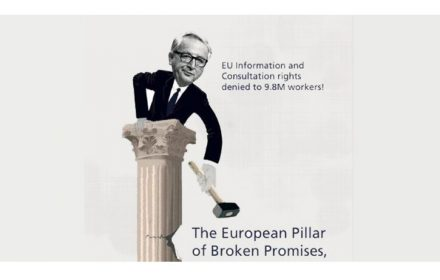 Un Pilar Europeo de promesas incumplidas