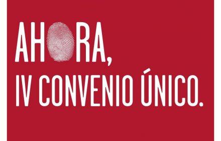 por nuevo Convenio 46000 laborales AGE
