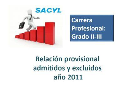 Carrera prof grado II III prov 2011 dic-2018
