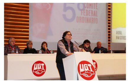 FeSP-UGT celebra 5 Comité Federal Ordinario
