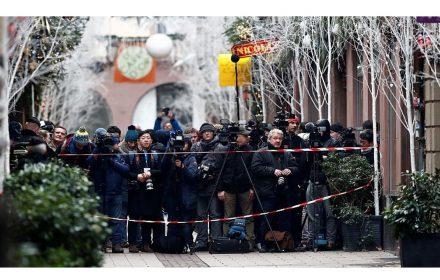 UGT condena atentado Estrasburgo