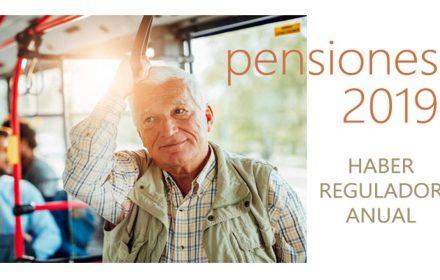Revalorización pensiones clases pasivas 2019