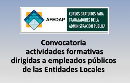 convocatoria afedap mar-2018