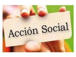 Acción Social 2019 territorio ministerio