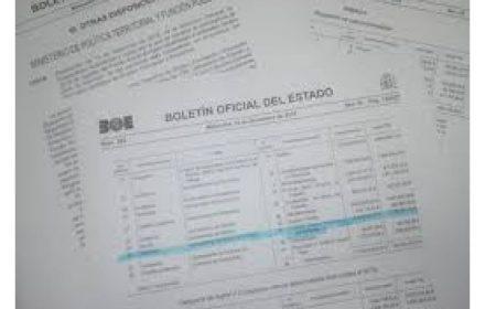 CONCURSO MACRO Publicación BOE