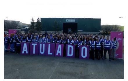 Trabajadoras Envases Pinto reivindican igualdad