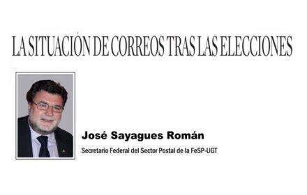 Artículo opinión José Manuel Sayagués