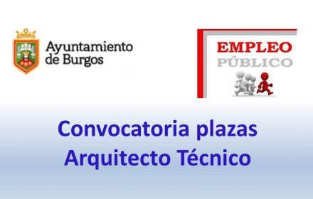 Ayto Burgos arquitecto tecnico abr-2019