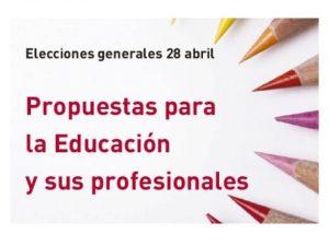 Educación prioridad Estado