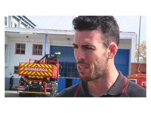Apoyo manifiesto PSI bombero Miguel Roldán