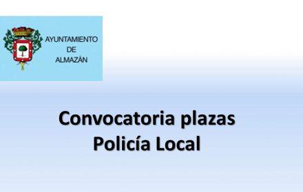 Ayto Almazán Policia may-2019