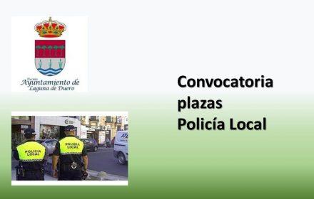 Ayto Laguna Duero policia may-2019