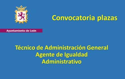 Ayto Leon varias categorías may-2019