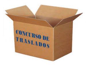 Previsión fechas traslados procesos selectivos