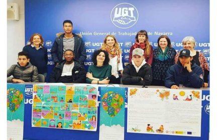 campaña Tu educación va a cambiar el mundo