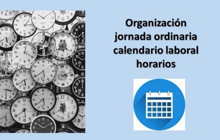 jornada calendario horarios