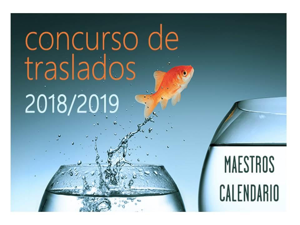 Calendario Educacyl.Fesp Ugt Zamora Concurso De Traslados Maestros Fecha