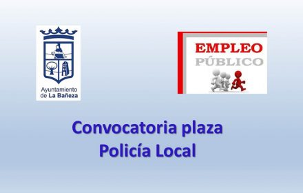 Ayto La bañeza policia jun-2019