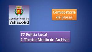 Ayto Valladolid policia y otro