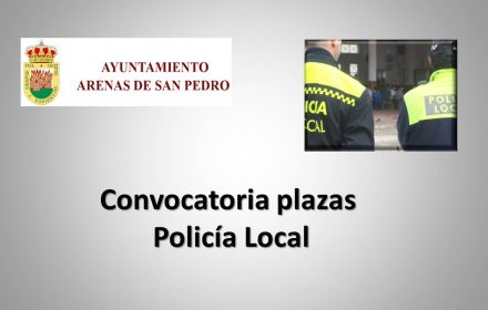 Ayto arenas san pedro policia jun-2019