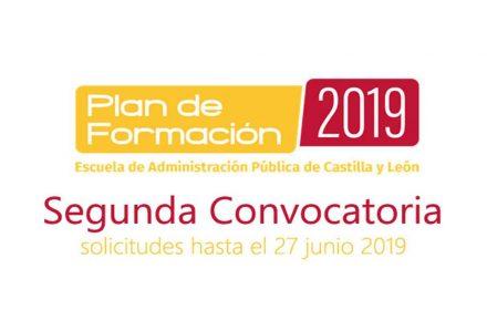 ECLAP Plan formación 2019 Segunda convocatoria