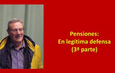 Pensiones En legítima defensa III