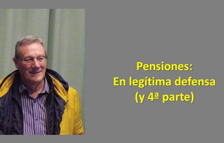 Pensiones En legítima defensa IV