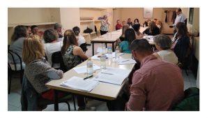 formación Agentes sindicales igualdad