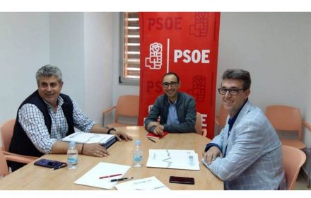 socialista Serrada recoge reivindicaciones IIPP