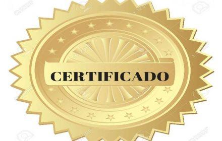 Nota certificación notas Cuerpo T PA selectivos