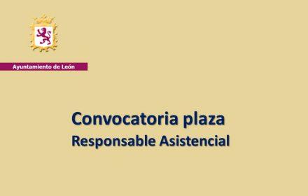 Ayto Leon responsable asistencial ago-2019