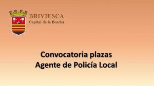 Ayto bribiesca policia ago-2019