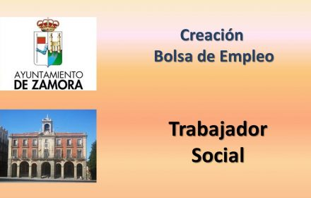 ayto zamora bolsa trabajador social ago-2019